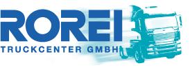 Rorei | Ankauf & Verkauf von LKW und Nutzfahrzeugen Logo